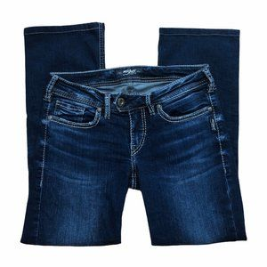 Silver Jeans Tuesday Slim Bootcut Women's 30x26